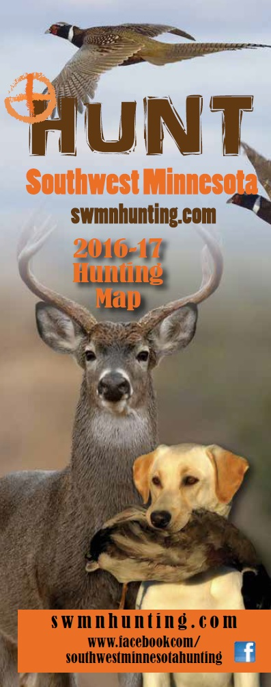 2016-2017 Hunt Map